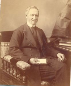 Judge James Horsfield Peters