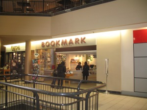 Book signing session happening at the Bookmark in Confederation Court Mall on Friday, Feb. 22 during the noon hour
