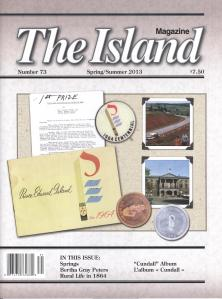 cover of island 001