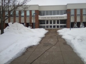 col gray high school