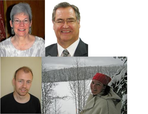 four presenters for may 3 014 workshop