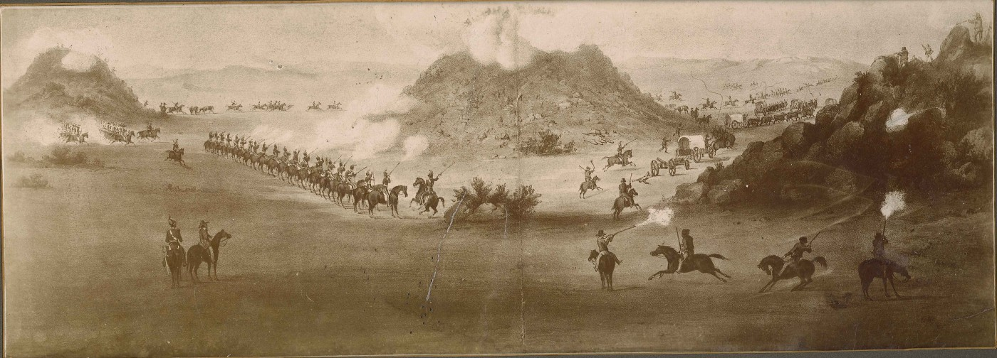 battle of zwartkoppies and Capt gray capturing the boer cannon scanned aug 13 2014,
