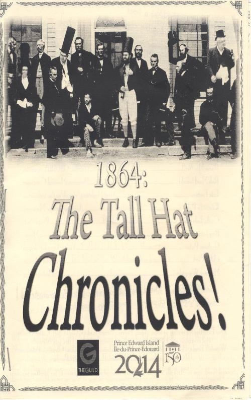 program for tall hat chronicles 001