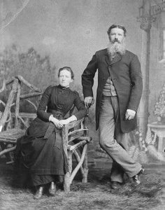 clara and walter dewdney