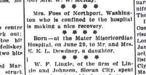 july 3 1924 rossland miner notice of dee birth 001