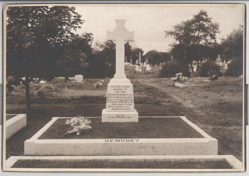 early photo of edgar grave 001
