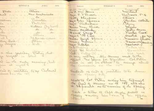 edgar 1894 diary jan 9