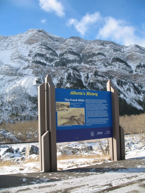 feb 11 frank slide with sign